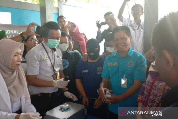 BNNK Pangkalpinang musnahkan 102 gram narkoba jenis sabu