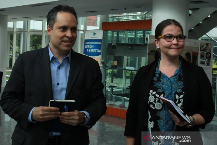 Tawaran Garuda Indonesia belum disetujui Boeing