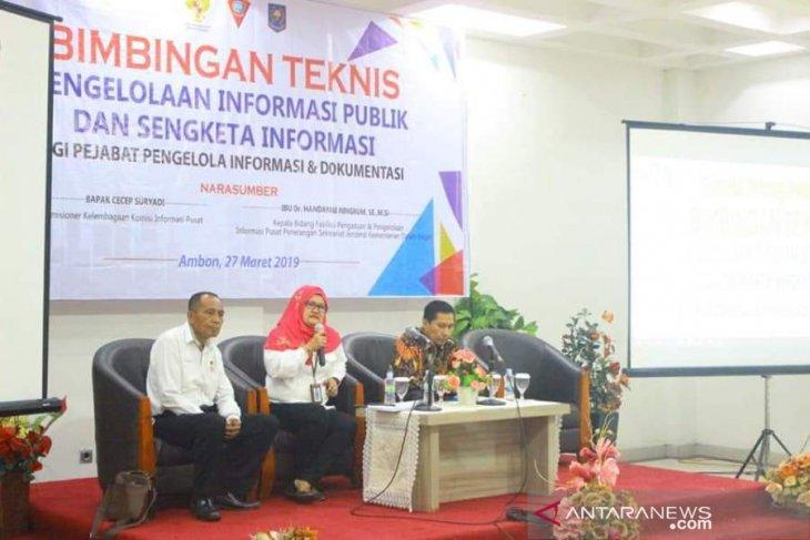 PPID Diminta Tingkatkan Layanan Informasi Publik