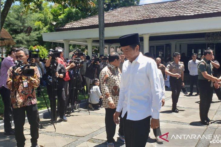 Jokowi-Amin pair has not prepared in advance for debate