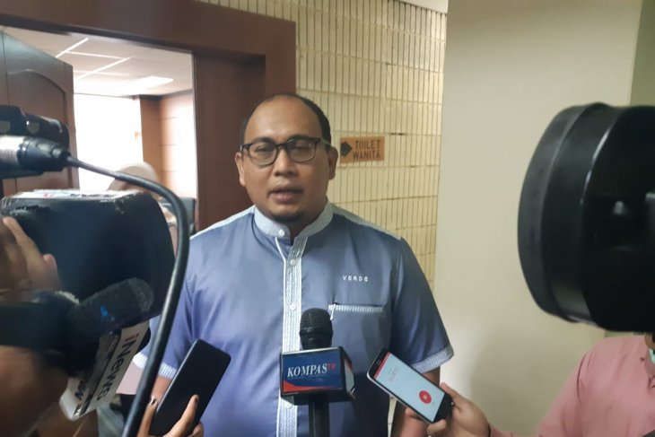 Andre Rosiade of Gerindra Party reports Metro TV to Press Council
