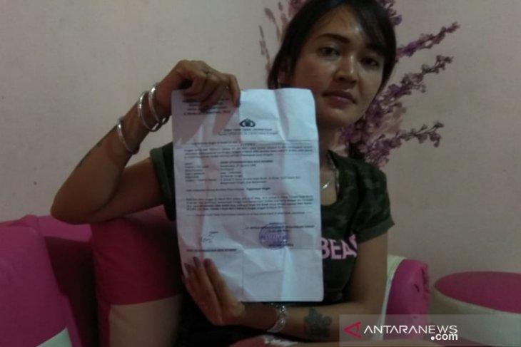 Istri laporkan suami ke polisi, diduga dianiaya