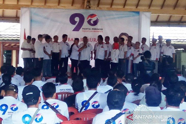 Jokowi cari menteri muda, ini nama usulan Perindo