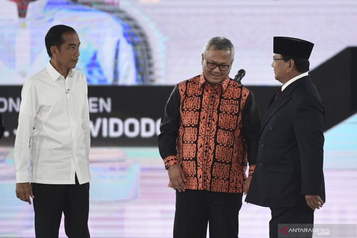 The Indonesian Presidential Candidates' views on foreign policy