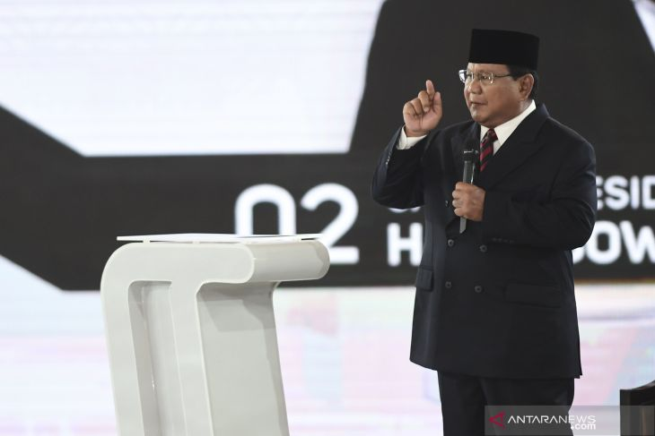 Prabowo vows to maintain Indonesia's good foreign relations