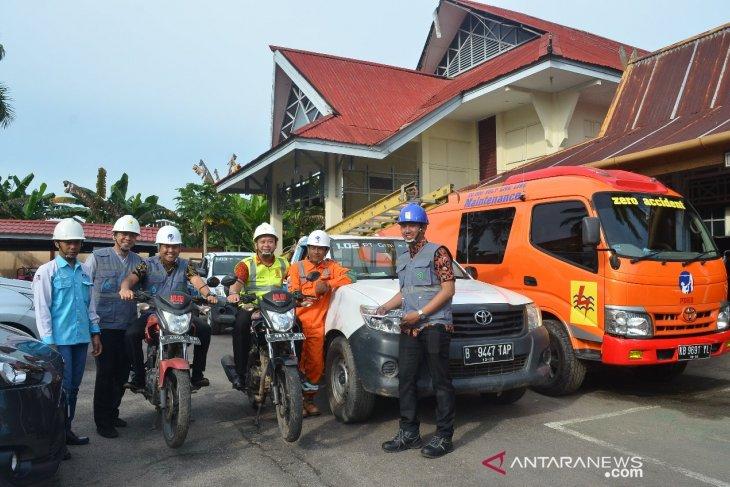 PLN UP3 Kota Singkawang cek kesiapan listrik jelang Pemilu