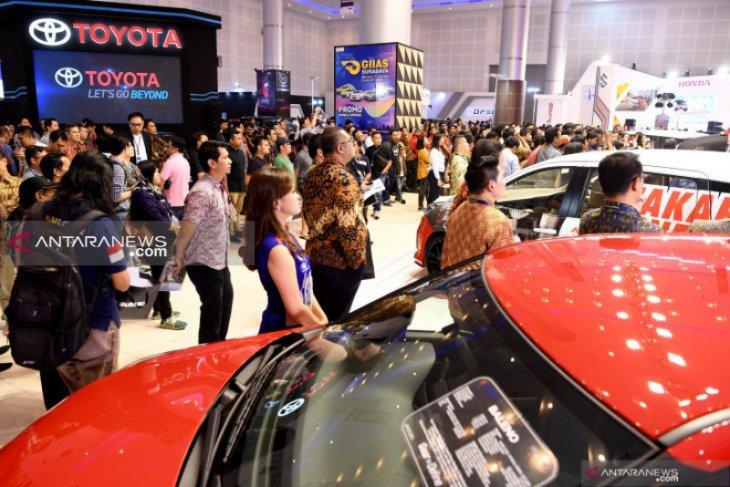 2019, Menperin targetkan ekspor otomotif tembus 450 ribu unit