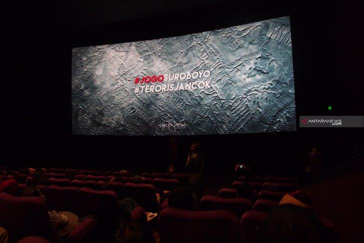 Kapolrestabes Surabaya apresiasi film teroris