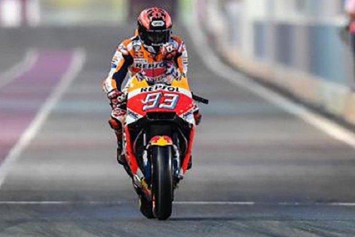 Marquez start posisi pertama di GP Argentina