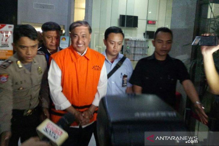 KPK tahan Anggota DPR Markus Nari dalam kasus KTP-e