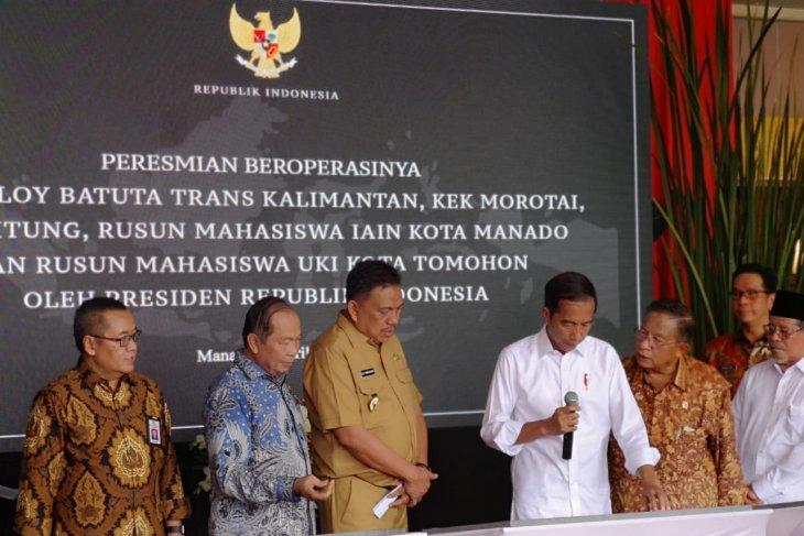 Jokowi believes three SEZs to drive equitable development