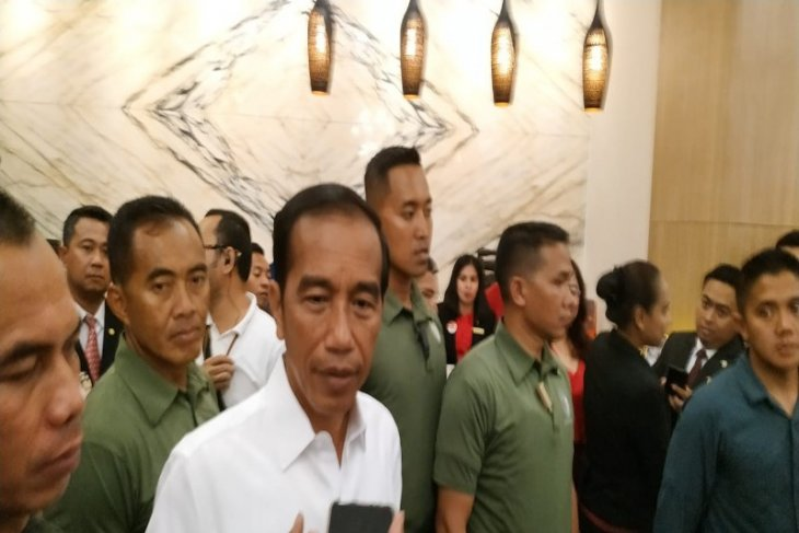 Jokowi urges Papuans to remain optimistic over 2020 National Games