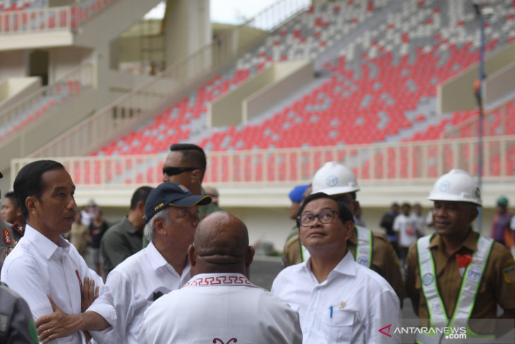 President Jokowi to open PON XX National Games