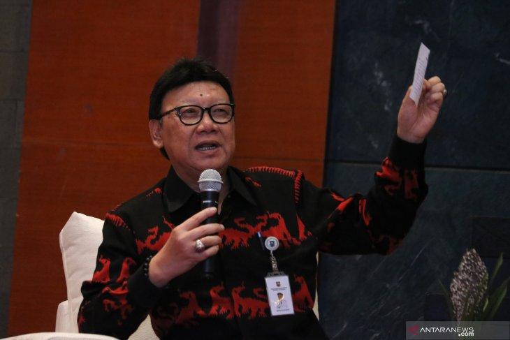 Mendagri : Pejabat daerah harus tolak bingkisan Lebaran