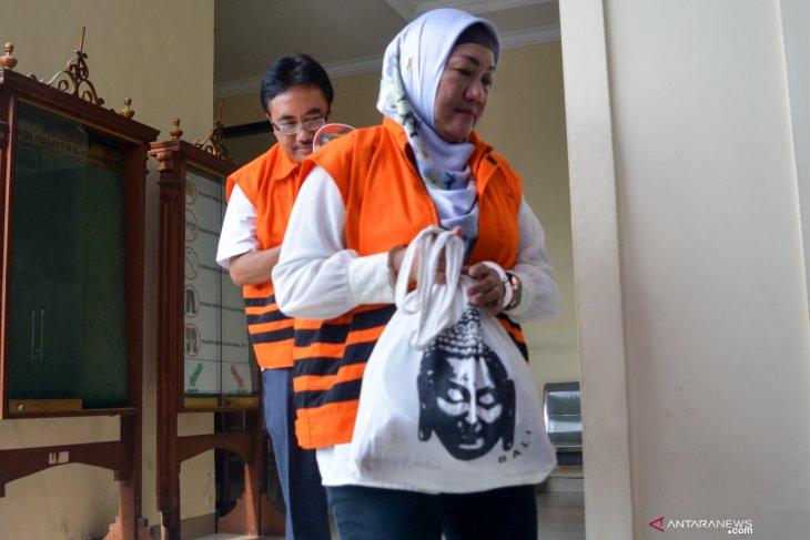 Sidang Tuntutan Kasus Suap DPRD Malang