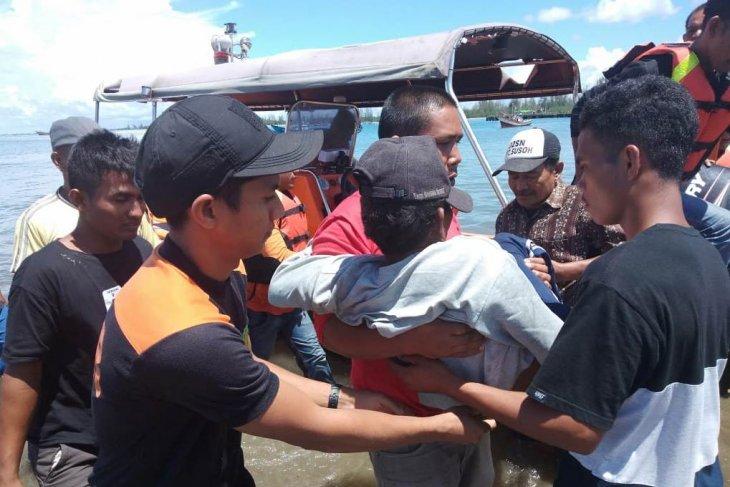 Sempat hilang, seorang nelayan Abdya ditemukan selamat