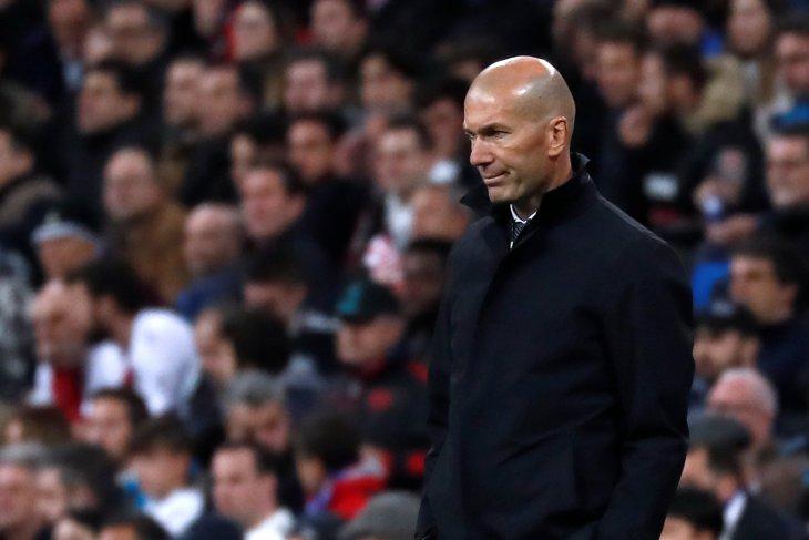 Ronaldo Zidane tahu cara tangani pemain Madrid