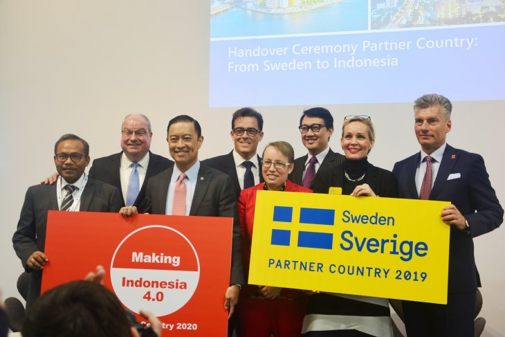 Indonesia showcases manufacturing prowess at Hannover Messe 2020