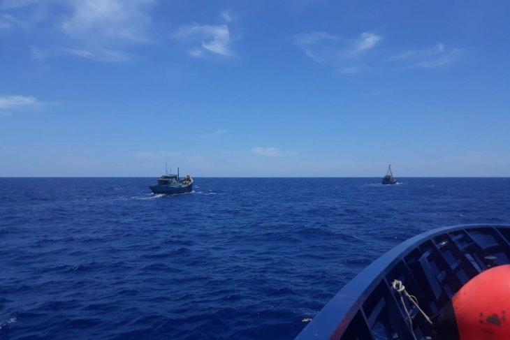 KKP tangkap dua kapal ilegal dari Vietnam