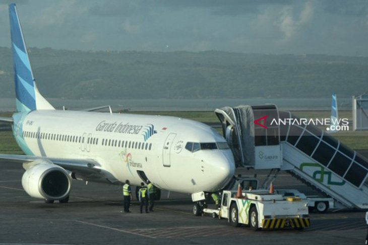 Pesawat Garuda Banda Aceh-Jeddah mendarat darurat di Srilanka