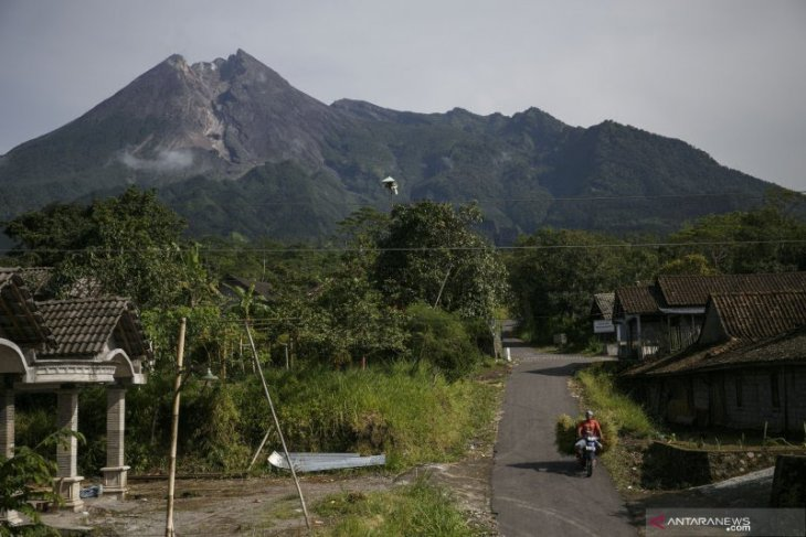 BPPTKG records six avalanche earthquakes from Mt Merapi