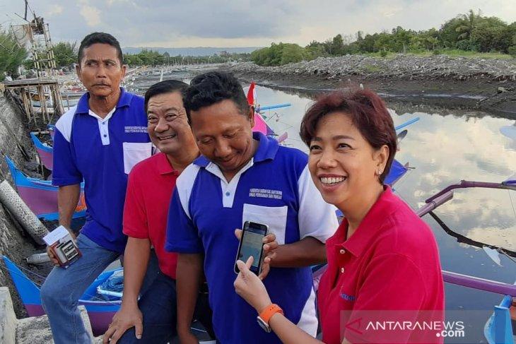 Aplikasi Laut Nusantara dari XL  tingkatkan tangkapan nelayan