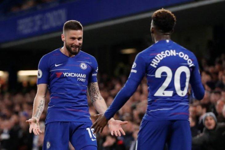 Tekuk Brighton 3-0, Chelsea naikkan asa Liga Champions