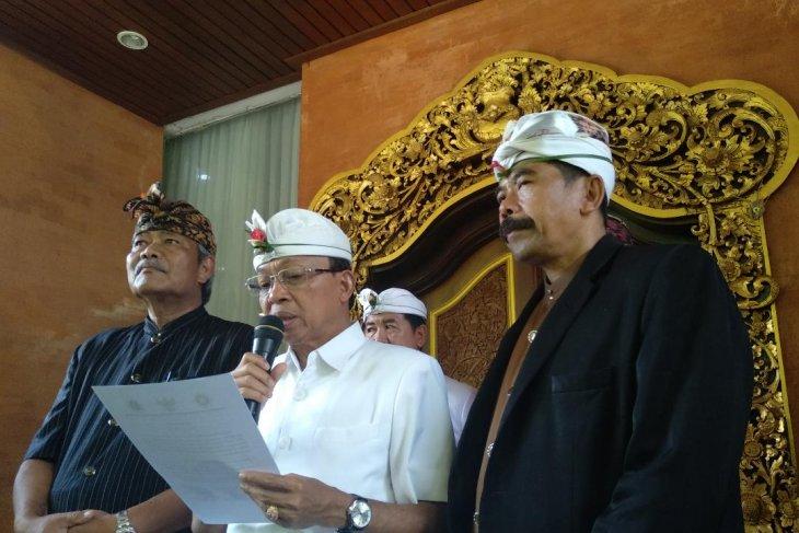 Gubernur Bali, PHDI dan MUDP minta masyarakat gunakan hak pilih
