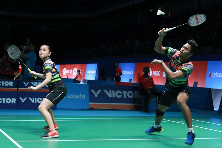 Tontowi/Winny advance to quarter-finals of Malaysia Open 2019