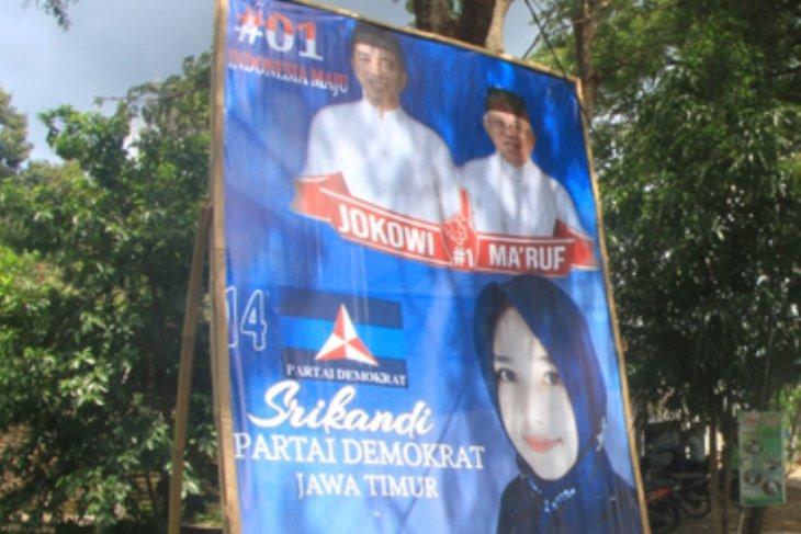 Caleg Demokrat Ponorogo dukung pasangan Jokowi-Ma'ruf