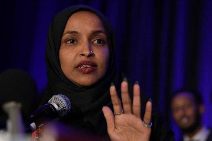 Muslimah anggota Kongres AS jadi sasaran ancaman bom