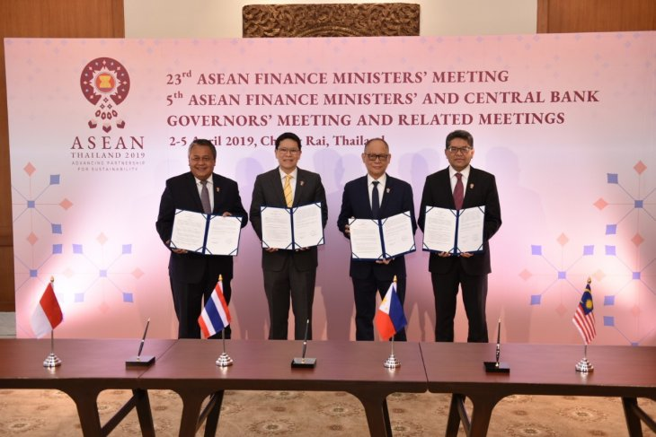 BI, 3 ASEAN central banks cooperate over local currency transactions