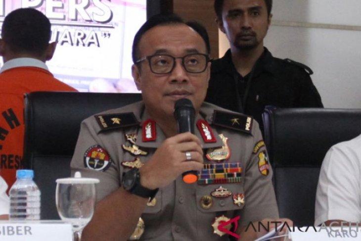 Sembilan polisi gugur saat tugas pengamanan Pemilu 2019