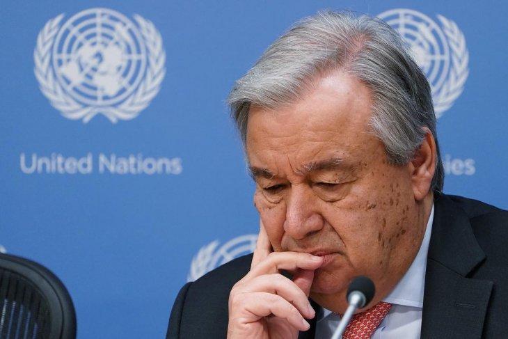 Sekjen PBB angkat isu Uighur Xinjiang saat lawatan ke Beijing China