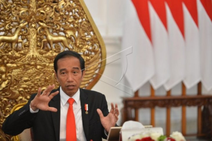 Jokowi to visit Palangka Raya, Monday, to conduct activities