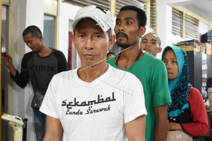 Pekerja migran Indonesia dideportasi