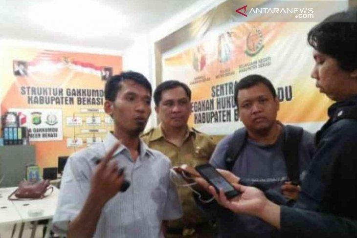 Kampanye di musala, Caleg PKS Bekasi diperiksa
