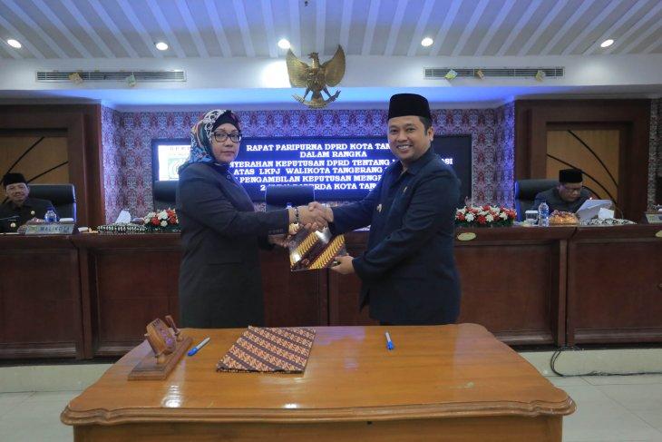 Susunan Perangkat Daerah Di Kota Tangerang Berubah