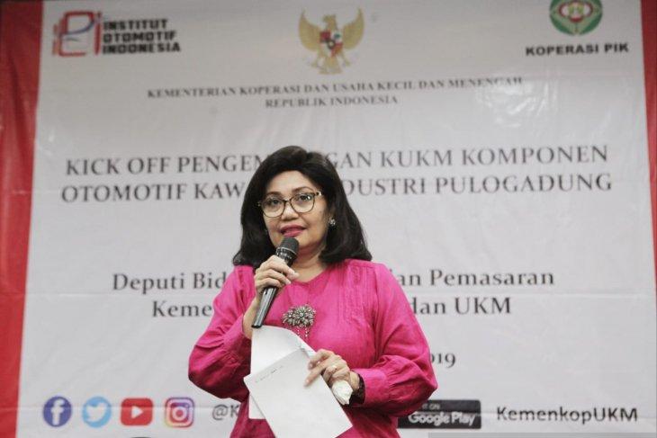 Kemenkop/UKM: peluang bisnis komponen otomotif di Indonesia masih terbuka