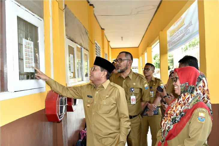 Gubernur: pelaksanaan UNBK hingga hari terakhir berlangsung lancar