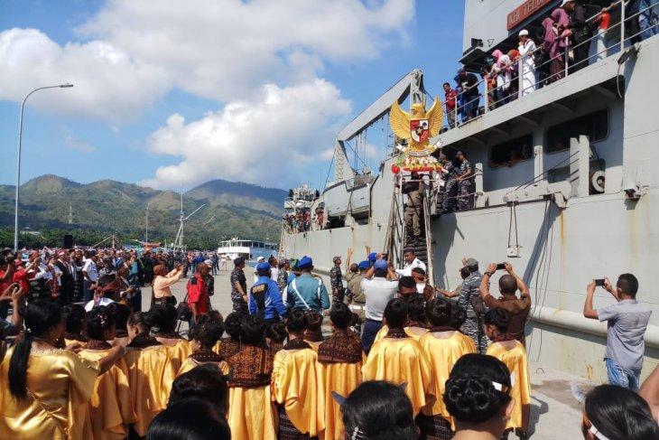 "Ende to organize ""Seribu Garuda"" historical tourism parade yearly"