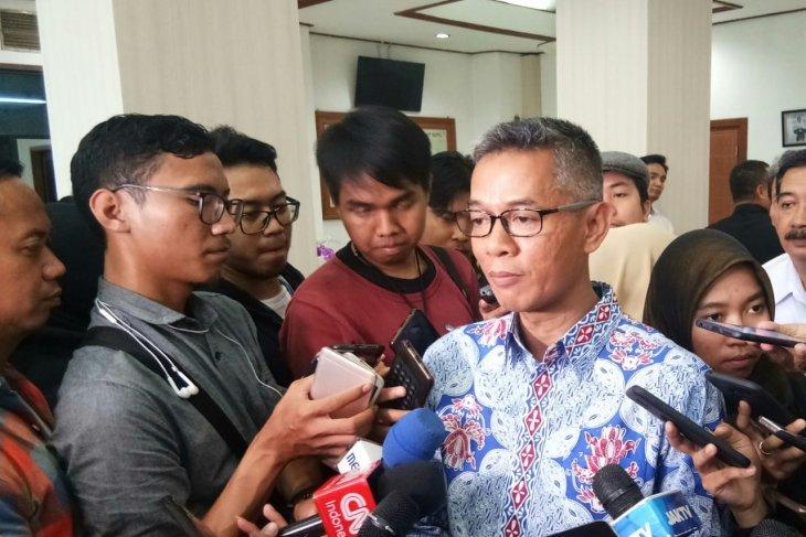 40 lembaga survei resmi penyelenggara hitung cepat Pemilu 2019.