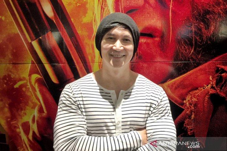 Marcelino Lefrandt tak pilih kasih pada superhero DC dan Marvel