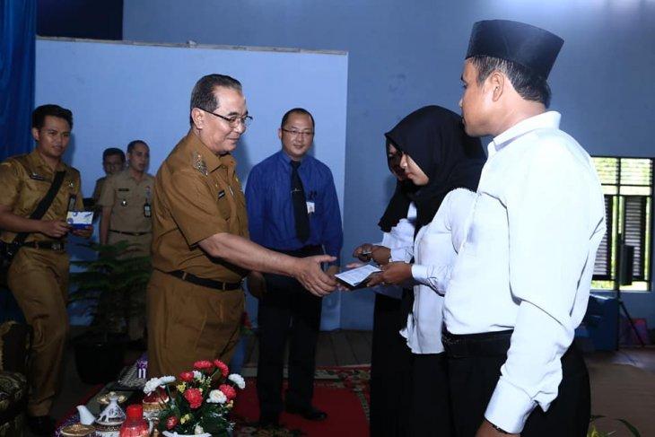 BOSDA realisasi janji Achmad Fikry tingkatkan kesejahteraan honorer