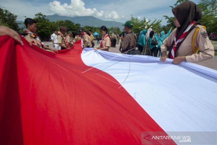 Deklarasi Pemilu Damai di Palu: