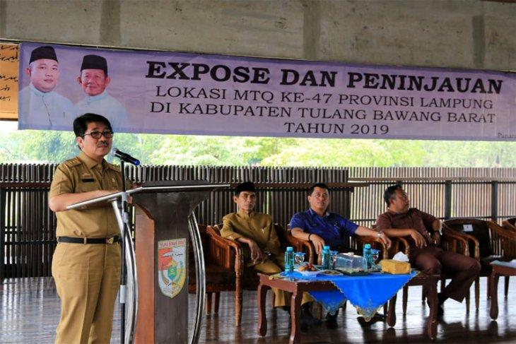 Input Peserta MTQ Ke-47 Di Tubaba Lampung Secara On Line