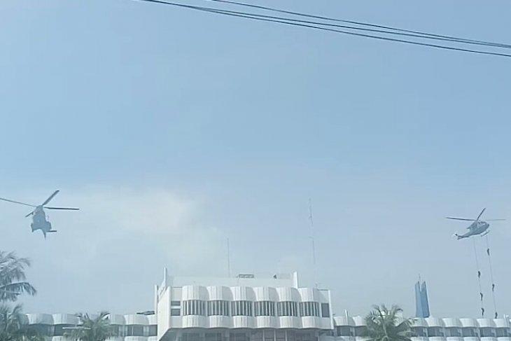 TNI gelar latihan penanggulangan terorisme