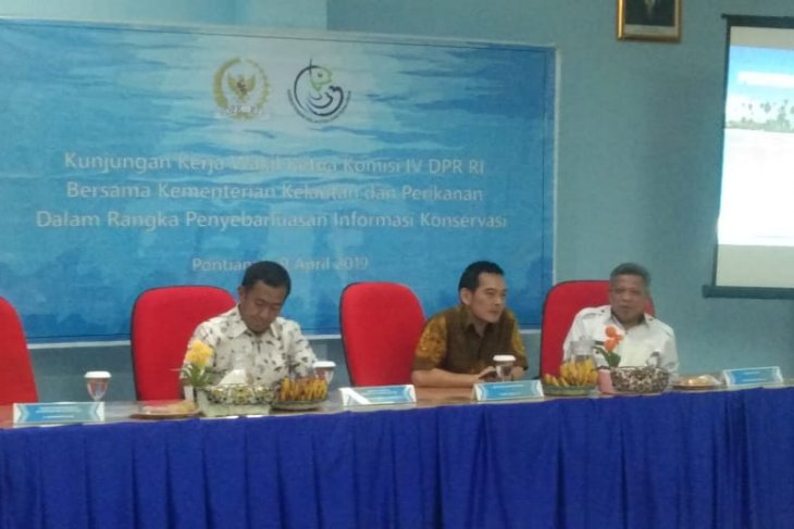 KKP dan Komisi IV DPR sosialisasikan konservasi kelautan