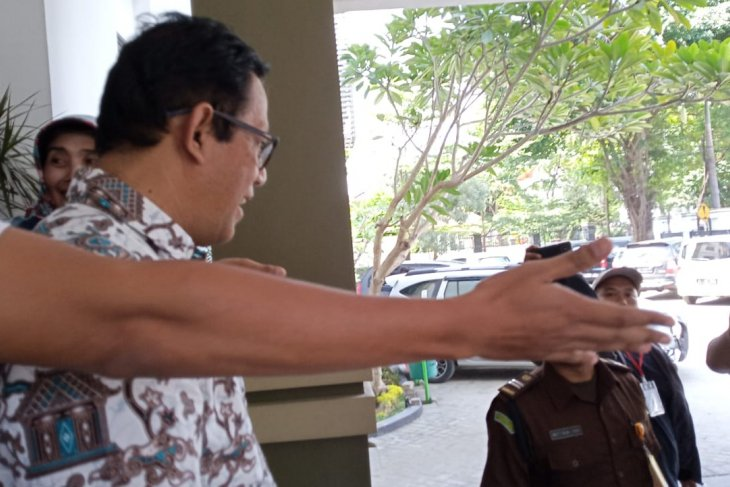 Kepala SMPN 2 Tulungagung ditahan terkait kasus pungli PPDB 2017