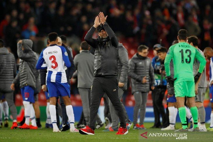 Juergen Klopp: gol kedua Liverpool ke gawang Porto berkelas dunia